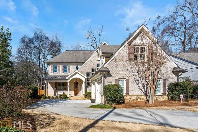 664 Cumberland Circle Ne, Atlanta, GA 30306 (MLS #8914778) :: Team Cozart