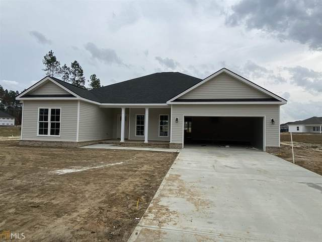 240 Fallen Leaf #70, Brooklet, GA 30415 (MLS #8914908) :: RE/MAX Eagle Creek Realty