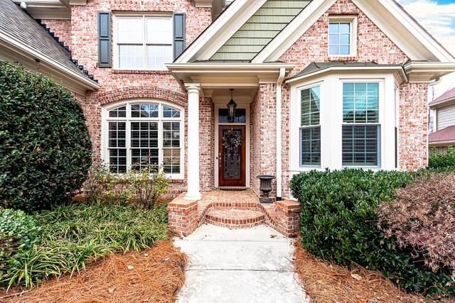 983 Lakebend Dr, Lawrenceville, GA 30045 (MLS #8915030) :: Buffington Real Estate Group