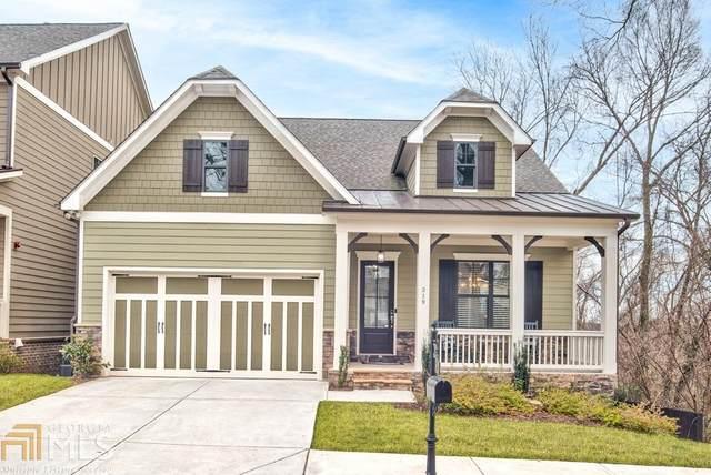 319 South Avenue, Marietta, GA 30060 (MLS #8915212) :: Scott Fine Homes at Keller Williams First Atlanta