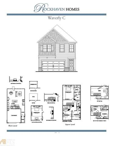 1589 Jacobs Way #37, Stone Mountain, GA 30083 (MLS #8915438) :: The Realty Queen & Team