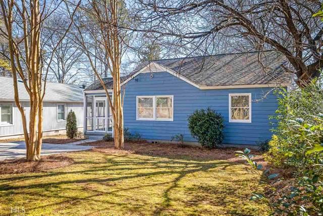 886 Stallings, Atlanta, GA 30316 (MLS #8916358) :: RE/MAX Center