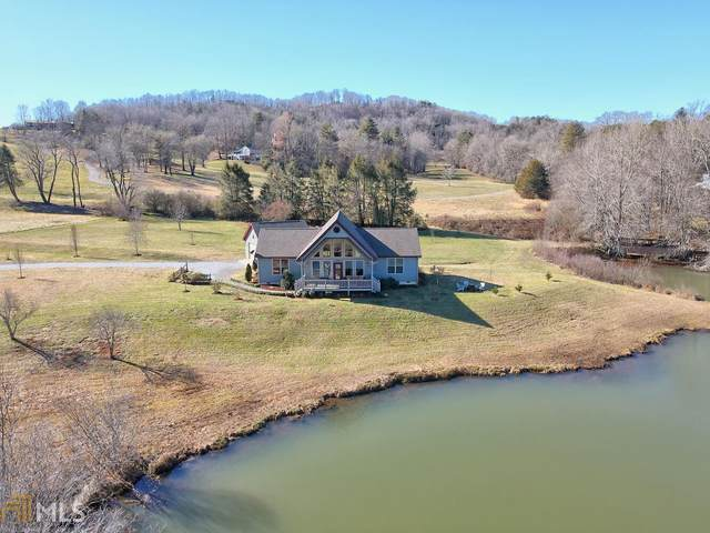 389 Cattail Ln, Franklin, NC 28734 (MLS #8916817) :: Michelle Humes Group