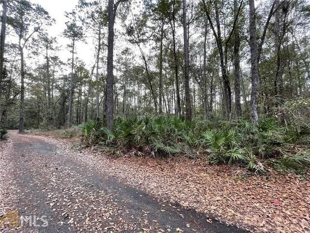 15 Cotton Field Road, Brunswick, GA 31523 (MLS #8916997) :: Military Realty