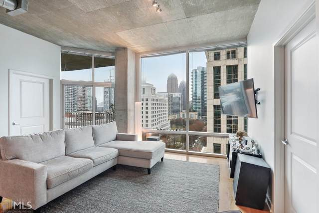 943 Peachtree St #1111, Atlanta, GA 30309 (MLS #8917001) :: Military Realty