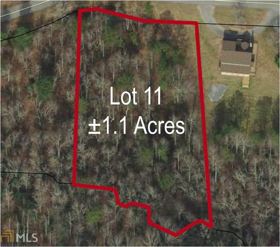 0 W Floyds Way Pleasant Meadows Lot 11, Blairsville, GA 30512 (MLS #8917110) :: Military Realty