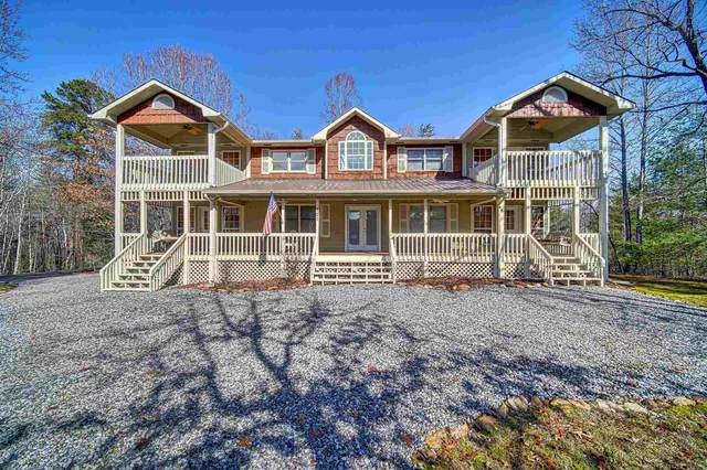 721 Whispering Pines, Blairsville, GA 30512 (MLS #8917130) :: The Realty Queen & Team