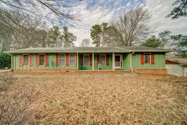 2272 Fairview Road, Conyers, GA 30013 (MLS #8918334) :: Buffington Real Estate Group