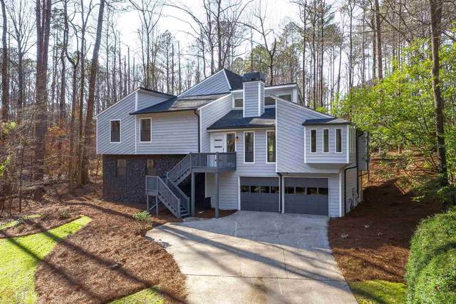 260 Trailmore Ct, Roswell, GA 30076 (MLS #8918438) :: Crown Realty Group
