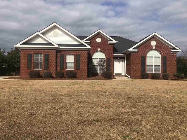 119 Sarakay Cir, Macon, GA 31216 (MLS #8918534) :: Rettro Group