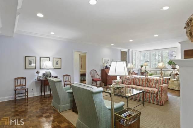 2734 Peachtree Road A-201, Atlanta, GA 30305 (MLS #8919422) :: Statesboro Real Estate
