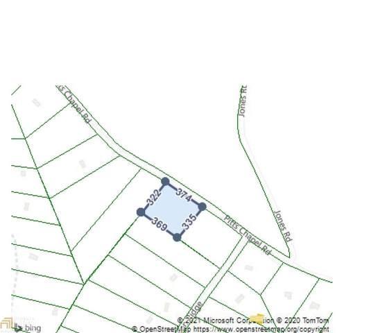 0 Pitts Chapel Road, Newborn, GA 30056 (MLS #8919876) :: Maximum One Realtor Partners