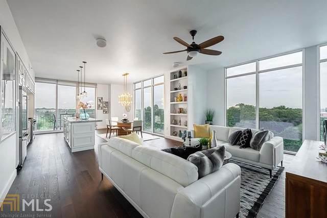 1820 Peachtree St #915, Atlanta, GA 30309 (MLS #8920215) :: Buffington Real Estate Group
