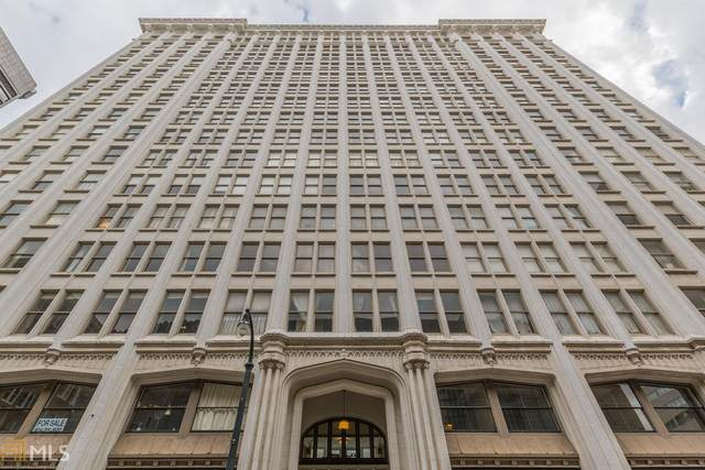 57 Forsyth St 9H, Atlanta, GA 30303 (MLS #8920287) :: Crown Realty Group