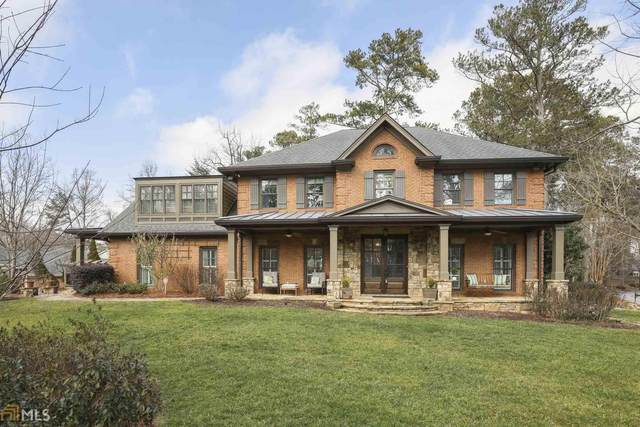 748 Loridans Dr #5, Atlanta, GA 30342 (MLS #8920643) :: Scott Fine Homes at Keller Williams First Atlanta