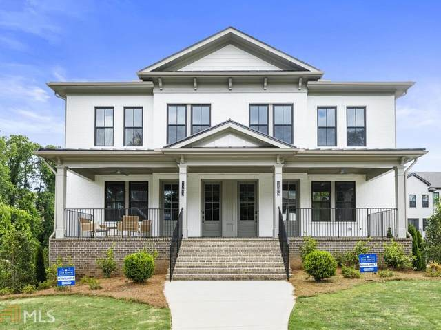 1295 Markham Rd, Brookhaven, GA 30319 (MLS #8921049) :: Bonds Realty Group Keller Williams Realty - Atlanta Partners