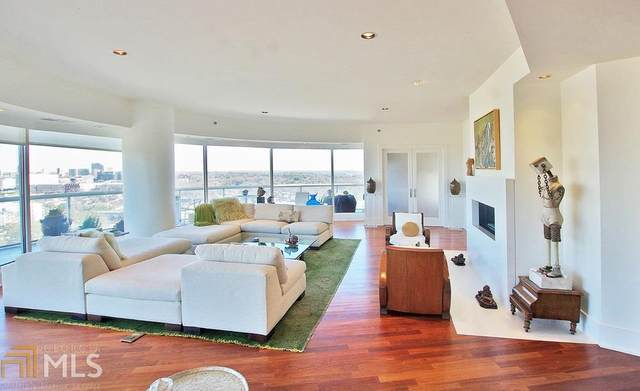 2881 E Peachtree Rd #1901, Atlanta, GA 30305 (MLS #8921219) :: Buffington Real Estate Group