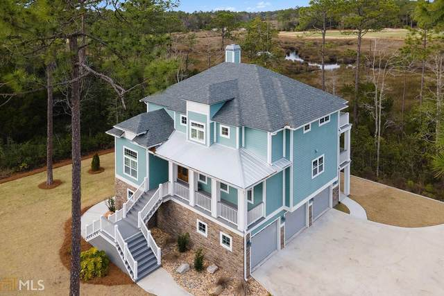 1021 Greenwillow Dr, St. Marys, GA 31558 (MLS #8922553) :: Military Realty