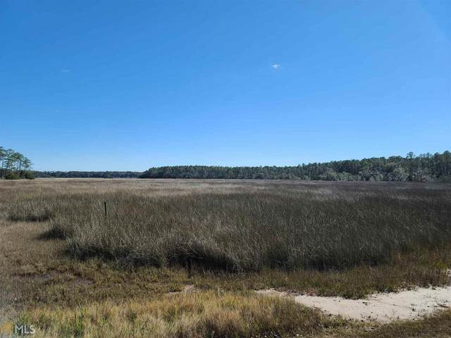 0 Belvedere Ct Phase Ii Lot 91, Townsend, GA 31331 (MLS #8922619) :: Rettro Group