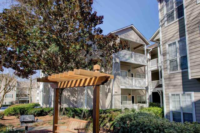 1250 Parkwood Cir #1105, Atlanta, GA 30339 (MLS #8922852) :: Rettro Group