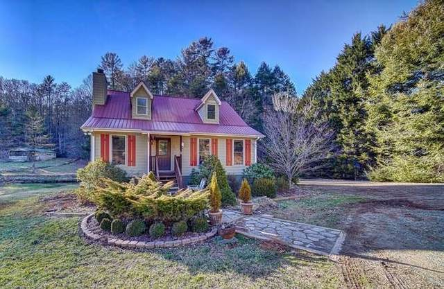 63 By The River, Suches, GA 30572 (MLS #8923150) :: Rettro Group