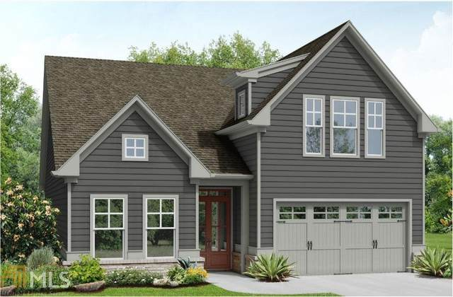 111 Ivey Way, Woodstock, GA 30188 (MLS #8923243) :: Scott Fine Homes at Keller Williams First Atlanta
