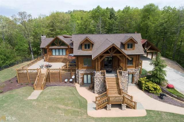 3051 Rice Cabin Overlook, Helen, GA 30545 (MLS #8924129) :: RE/MAX Eagle Creek Realty