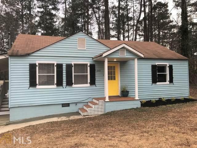 2101 Hi Roc Cir, Conyers, GA 30012 (MLS #8924315) :: Scott Fine Homes at Keller Williams First Atlanta
