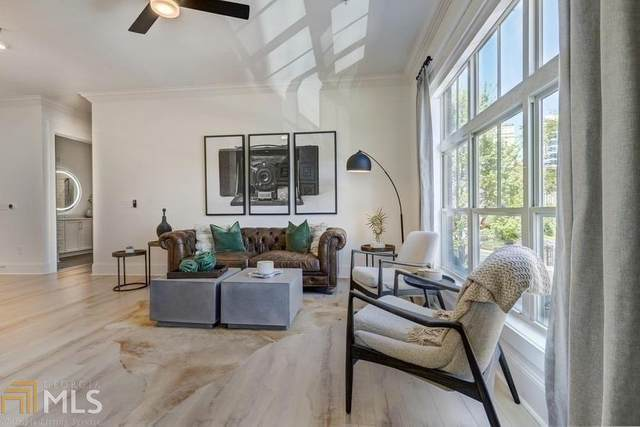 625 Piedmont Ave #2003, Atlanta, GA 30308 (MLS #8924814) :: Team Reign