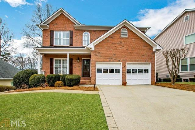 535 Oak Alley Way, Alpharetta, GA 30022 (MLS #8925315) :: Crown Realty Group