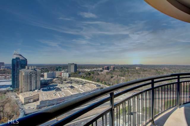 3445 Stratford Rd #3201, Atlanta, GA 30326 (MLS #8925549) :: Houska Realty Group