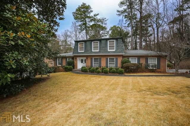 1971 Breckenridge Dr, Atlanta, GA 30345 (MLS #8927654) :: Scott Fine Homes at Keller Williams First Atlanta