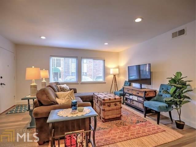 4266 Roswell Rd K1, Atlanta, GA 30342 (MLS #8929484) :: Buffington Real Estate Group