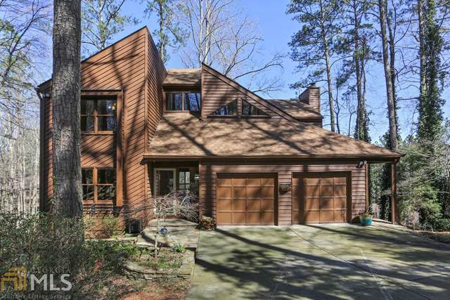 4221 Shire Court, Roswell, GA 30075 (MLS #8930187) :: The Realty Queen & Team