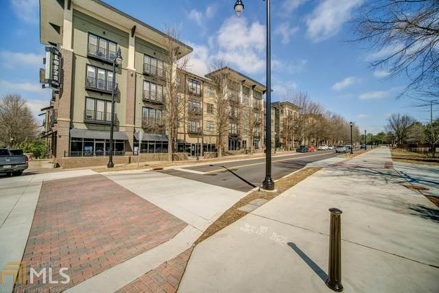 5300 Peachtree Rd #1503, Chamblee, GA 30341 (MLS #8930286) :: Military Realty