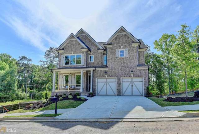 3756 Wasson Way, Brookhaven, GA 30319 (MLS #8930905) :: Athens Georgia Homes