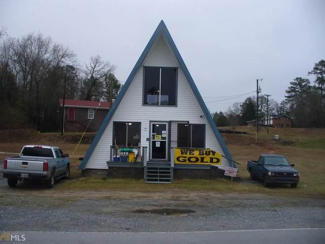 100 Lakeshore Drive N, Ivey, GA 31031 (MLS #8931255) :: Crown Realty Group