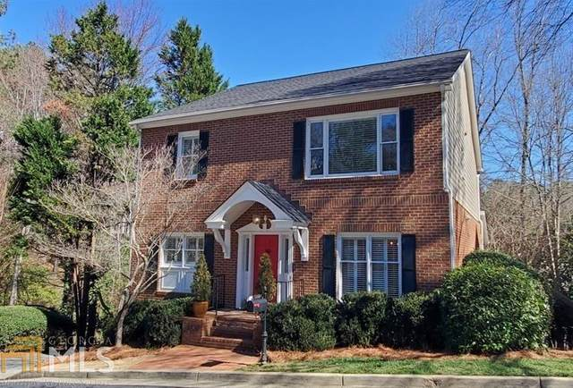 3839 Courtyard Dr, Atlanta, GA 30339 (MLS #8931592) :: The Realty Queen & Team