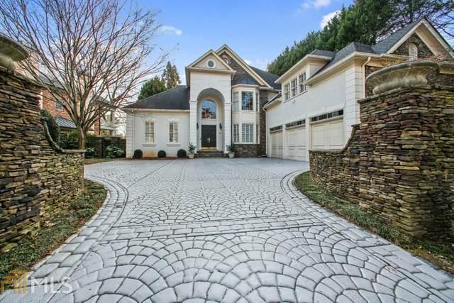 3962 Wieuca Rd, Atlanta, GA 30342 (MLS #8932403) :: Buffington Real Estate Group