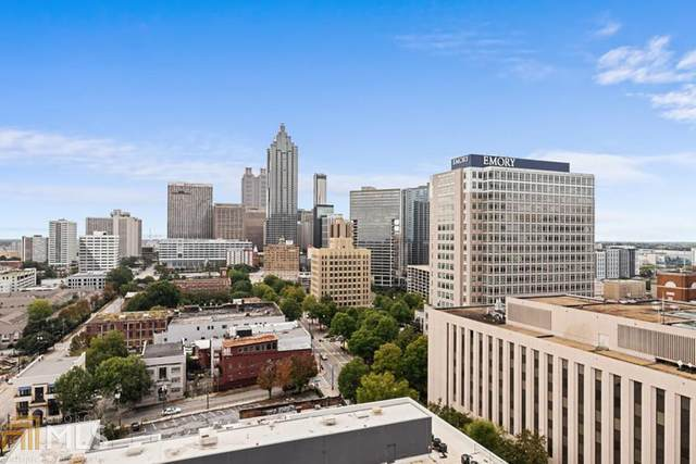 565 Peachtree St #807, Atlanta, GA 30308 (MLS #8933647) :: Team Cozart