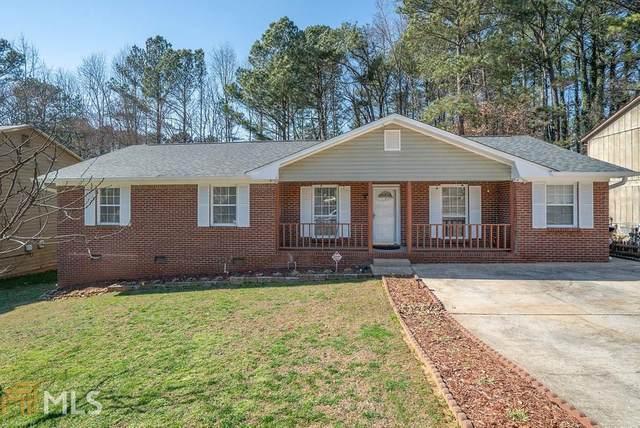 671 N Wood Path Drive, Stone Mountain, GA 30083 (MLS #8934646) :: Bonds Realty Group Keller Williams Realty - Atlanta Partners
