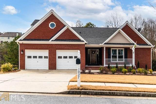 1037 Quiet Waters Ln, Lawrenceville, GA 30045 (MLS #8935181) :: Scott Fine Homes at Keller Williams First Atlanta