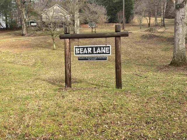 0 Bear Lane Lot 3, Hiawassee, GA 30546 (MLS #8935206) :: Maximum One Realtor Partners