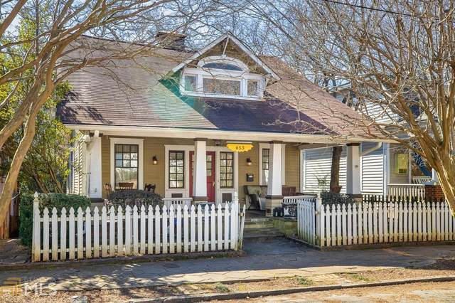 653 SE Rosalia St, Atlanta, GA 30312 (MLS #8935350) :: Houska Realty Group