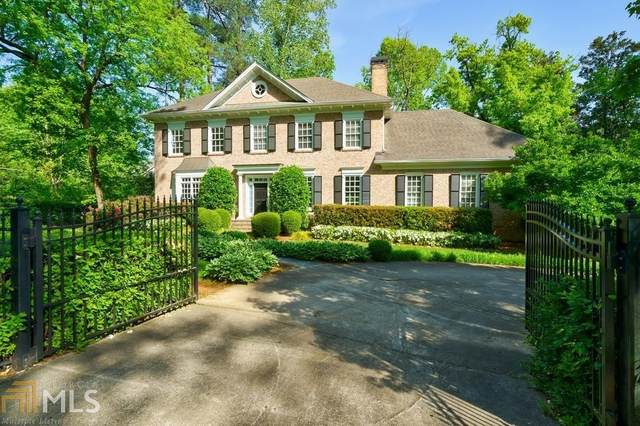 4098 North Stratford Rd, Atlanta, GA 30342 (MLS #8935951) :: AF Realty Group
