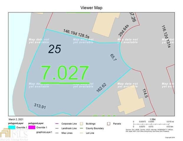 0 Misty Lane, Wedowee, AL 36278 (MLS #8936246) :: The Heyl Group at Keller Williams