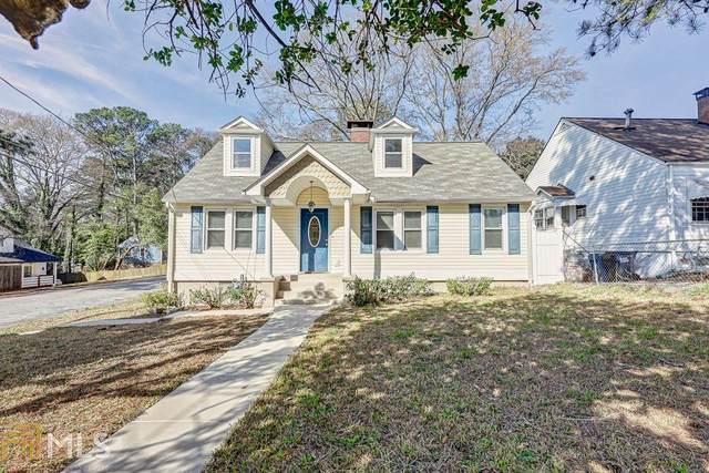 2675 Jefferson Ter, East Point, GA 30344 (MLS #8936347) :: Savannah Real Estate Experts