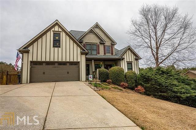 381 Morgan Ln, Dawsonville, GA 30534 (MLS #8936684) :: The Realty Queen & Team