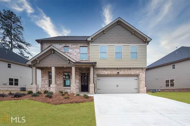 7470 Maple Hill Ct #63, Stonecrest, GA 30038 (MLS #8937755) :: Scott Fine Homes at Keller Williams First Atlanta