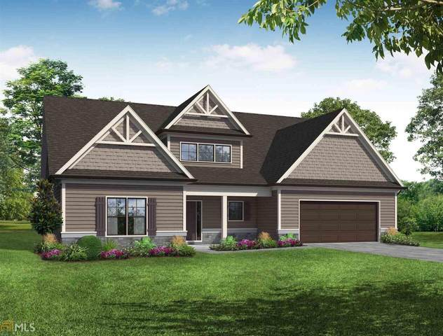 1212 Knowles Ally Lot 21, Griffin, GA 30224 (MLS #8938031) :: Rettro Group